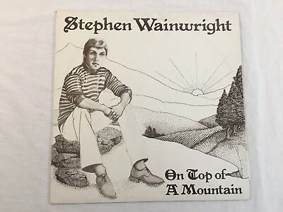 Vinyl Schallplatte LP - Stephen Wainwright - On Top of a Mountain - EJSP 9561