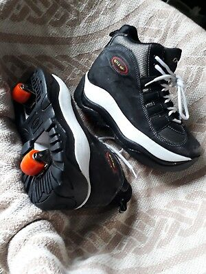 B-Flash Roll & Stroll Cruisers Rolling Shoes Trainers size 8
