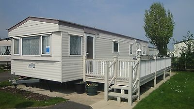Butlins Skegness Caravan Holiday 31st August 7 Nights Term Time