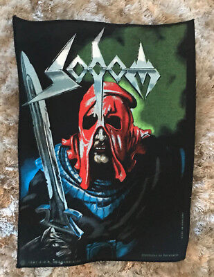 Sodom Backpatch Patch Rückenaufnäher In The Sign Of Evil 1991