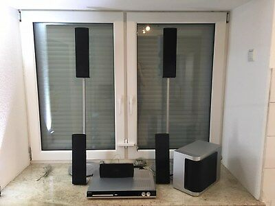 Philips HTS3115 / 12 DVD Heimkinosystem Dolby Surround 5.1