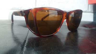 Persol Ratti Mod. 009 Vintage Four Lenses Made In Italy 80's Sunglasses !