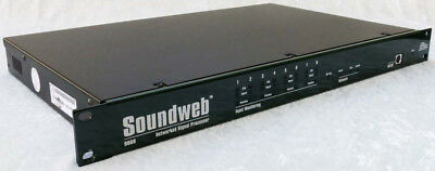 BSS Soundweb 9088, Audio-DSP, 8 Ch Line in, 8 Ch Line out