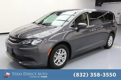 2017 Chrysler Pacifica Touring Texas Direct Auto 2017 Touring Used 3.6L V6 24V Automatic FWD Minivan/Van