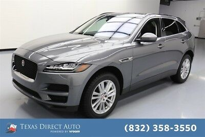 2017 Jaguar F-PACE 20d Prestige Texas Direct Auto 2017 20d Prestige Used Turbo 2L I4 16V Automatic AWD SUV