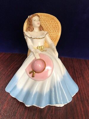 royal doulton lady figurines Annabelle limited edition
