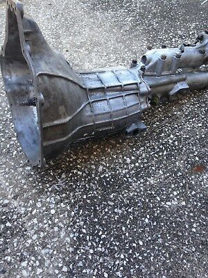 MG Midget/Austin Healey Sprite Rib Case Transmission