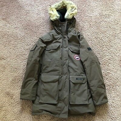 CANADA GOOSE LADIES Expedition Parka, Größe L, Braun EUR