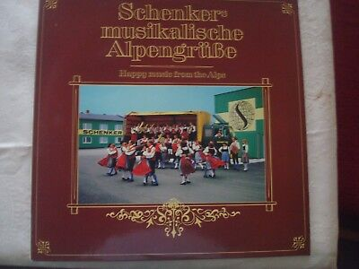 Schenker´s musikalische Alpengrüsse - Happy music from the alps