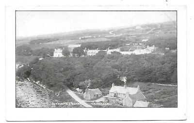 DENBEATH Village Caithness Postcard Early