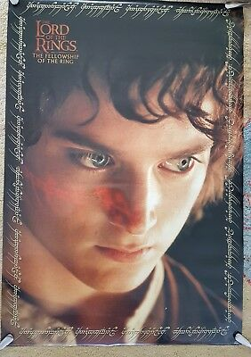 RARE - Lord of the Rings - Frodo - Poster 2001 PANTHEREX - RAR