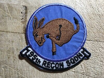 Cold War/Vietnam? US AIR FORCE PATCH-95th Recon Squadron-ORIGINAL USAF BEAUTY!