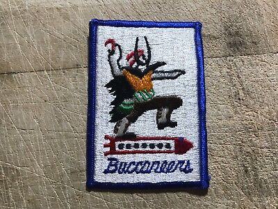 "WWII/WW2/Post? US AIR FORCE PATCH-20th Bomb Squadron ""Buccaneers"" ORIGINAL! USAF"