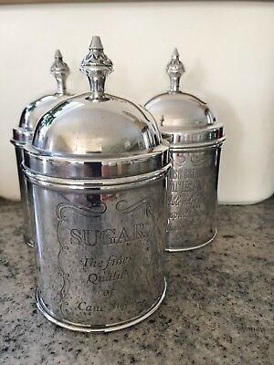 Brissi Silver-Plated Sugar Caddy
