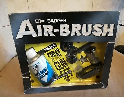 Badger airbrush spray gun set B250.3