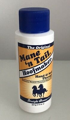 MANE 'N TAIL Hoofmaker Hand and Nail therapy 57g UNUSED