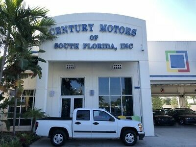 2008 Chevrolet Colorado  Clean CarFax LOW Miles 4 Cylinder Warranty Included