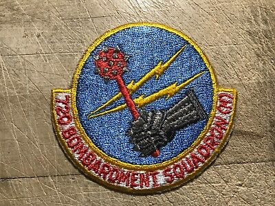WWII/WW2/Post? US AIR FORCE PATCH-720th Bombardment Squadron (H) ORIGINAL USAF!