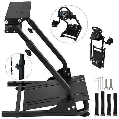 Racing Simulator Steering Wheel Stand for T300RS 458 T80 G27 G29 PS4 G929