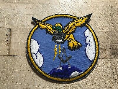WWII/WW2/POST? US AIR FORCE PATCH-1st Photo Recon Squadron-ORIGINAL USAF! BEAUTY