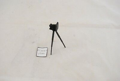 Camera w/ Tripod - 1/12 scale dollhouse cast metal miniature tool ISL2446