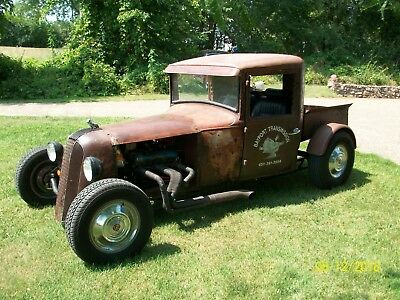 1953 Ford Model A  1930 ford model a,rat rod ,hot rod , project truck ,barn find ,truck