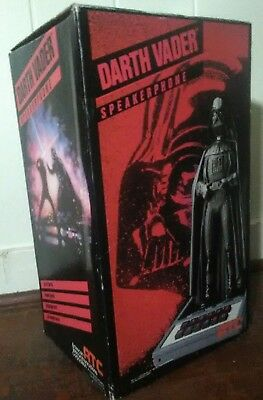 Star Wars Atc Darth Vader Speaker Phone