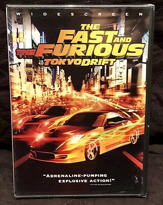 The Fast and the Furious: Tokyo Drift (DVD, 2006, Widescreen) R4