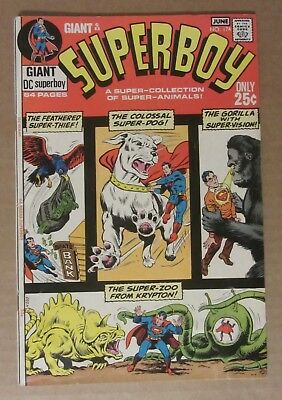 Superboy Annual #1 (1964)...VG+ 4.5...Giant-size...Free Shipping!!!