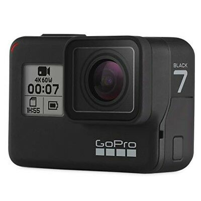 GoPro HERO 7 Black CHDHX-701-FW Black wearable action camera from japan