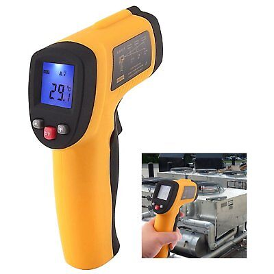 Non contact Infrared IR Laser Guide Thermometer 12:1 DS -50 ~ 380°C