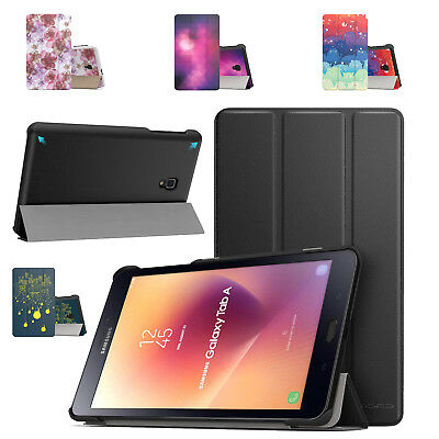 MoKo Ultra Lightweight Smart-shell Cover Case for Samsung Galaxy Tab A 8.0 2017