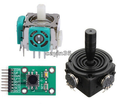 JH-D202X-R2 5K 10K Joystick Potentiometer 3D Analog 3 pin Joystick for PS4 UK