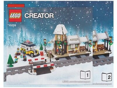 Instructions Only Lego 4556 Lego Train Station 1500 Picclick