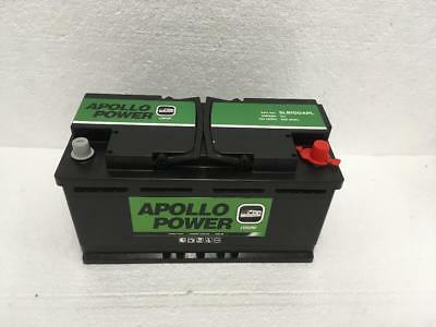 Caravan Leisure / Engine start Battery 12v 100AH  Low Height Battery AP100