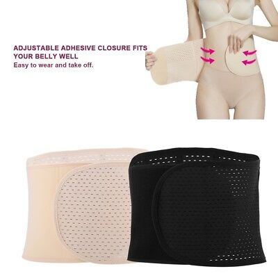 Women Postpartum Belt Belly Wrap Body Shaper Support Recovery Girdle Waist Bands