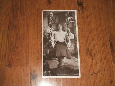Miss Phyllis Dare - Rotary Photographic Series giant size postcard....