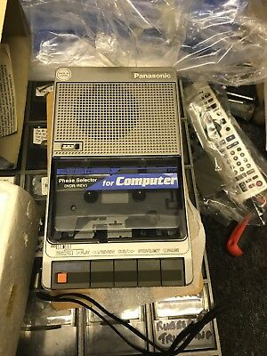 **RARE** Vintage Panasonic Cassette Player Model RQ-8100 for computer - working