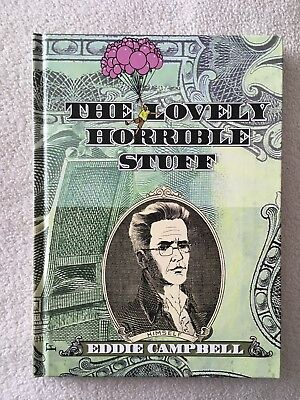 Eddie Campbell The Lovely Horrible Stuff Graphic Novel