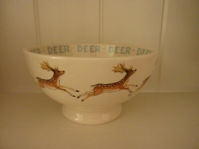 Emma Bridgewater french bowl Deer, first and used