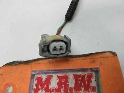 fits WIRE PLUG CONNECTOR FUEL INJECTOR PIGTAIL ENGINE MOTOR HARNESS TOYOTA SCION