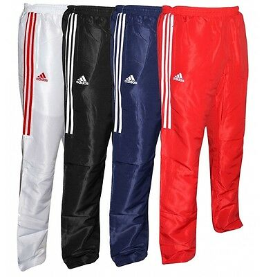 8a9eeedb7d52 Adidas Tracksuit Bottoms Jogging Pants Sports Gym Training Trousers Mens  Kids