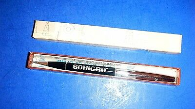 "Beautiful ""SOHIGRO"" Advertising Mechanical Pencil by Autopoint - Mint in Box"