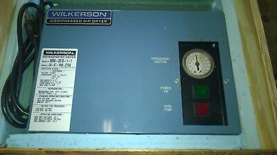 Wilkerson Refrigerated Air Dryer Model WRA-0010-1-1