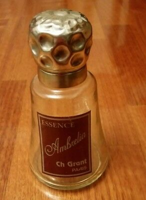 Villa Maison Vintage style Essence bottle French Provincial