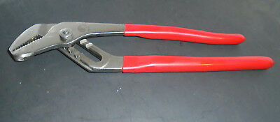 """MAC TOOLS P301814 Adjustable High Strength 10"""" Pliers Excellent Condition NR"""