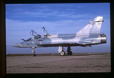 Aircraft Slide / Mirage 2000-5 B / B01 / French Air Force / Oct 98