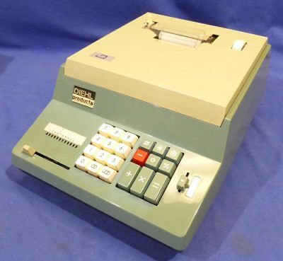 Diehl Producta - aus Sa. Thien Innsbruck - Rechenmaschine calculator - 1301