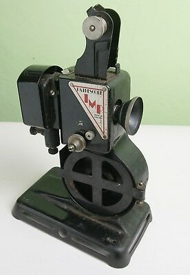 "Pathescope ""imp"" 9.5 Film Projector - Spares/restoration Or Display"