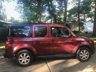 2006 Honda Element EX-P 2006 Honda Element EX-P